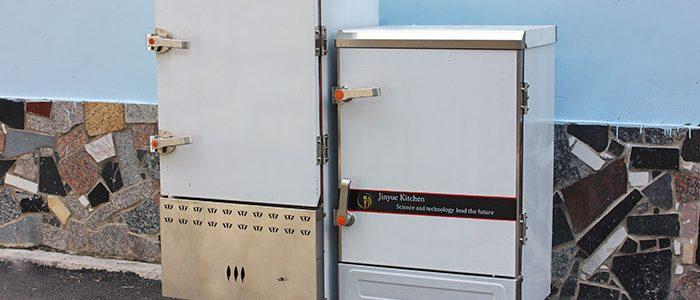 Tủ nấu cơm điện và tủ nấu cơm gas loại nào bán chạy?